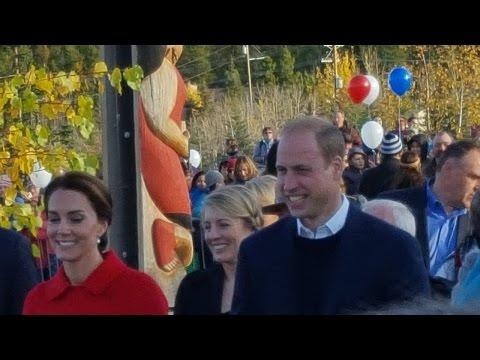 Royal Visit Yukon