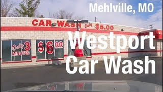 AVW Tunnel Car Wash - Westport Car Wash, Mehlville MO
