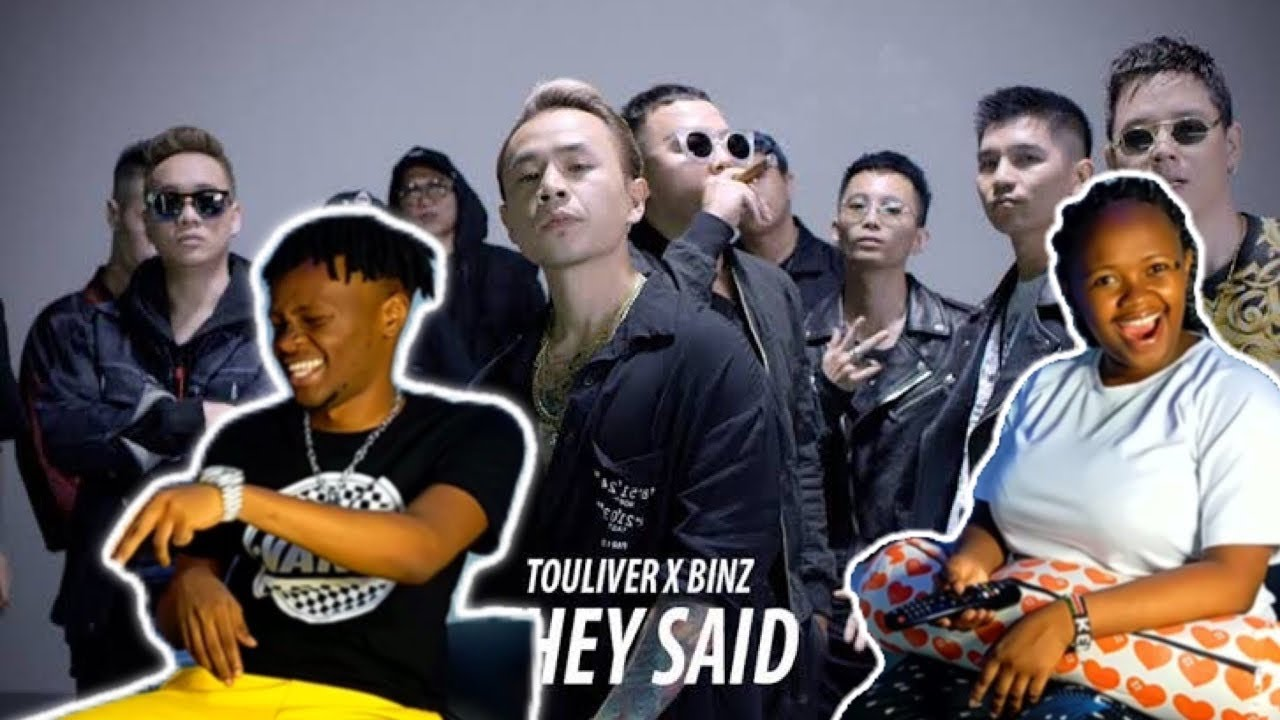 TOULIVER x BINZ - THEY SAID | AFRICAN REACTION VIDEO