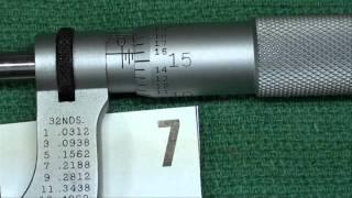 MACHINE SHOP TIPS #22 Micrometer Quiz Part 2 tubalcain