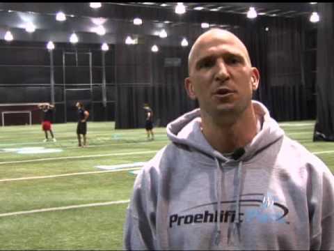 Ricky Proehl for Google Fiber in Greensboro