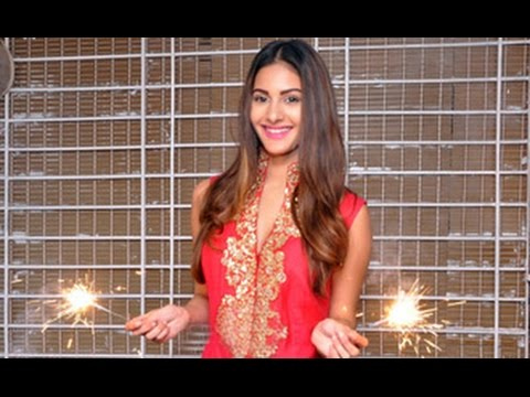 Amyra Dastur: I'm Excited to Work in 'Ticket To Bollywood' | Diwali Celebtration | Mr. X