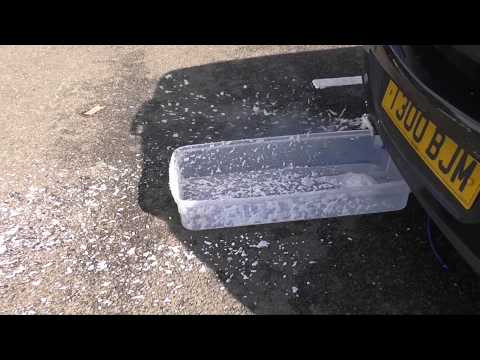 Astra 2 0 CDTI DPF cleaning by...