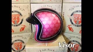 Womens Motorcycle Helmets