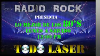 History Top 40 Vol 11 (Exitos de los 80´s del Pop Rock Internacional versiones completas) Radio Rock