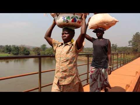 Reduciendo la brecha alimentaria en la dividida ciudad de Bambari, R.C.A.