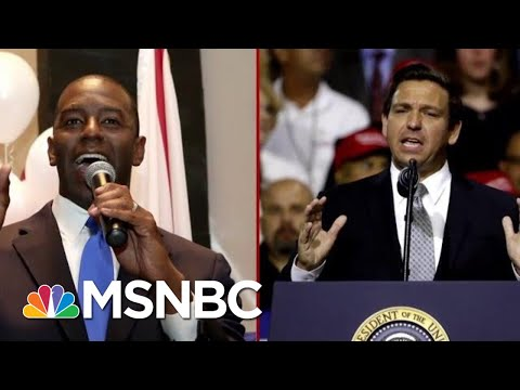Why Andrew Gillum's Viral Debate Moment Is Resonating | Deadline | MSNBC