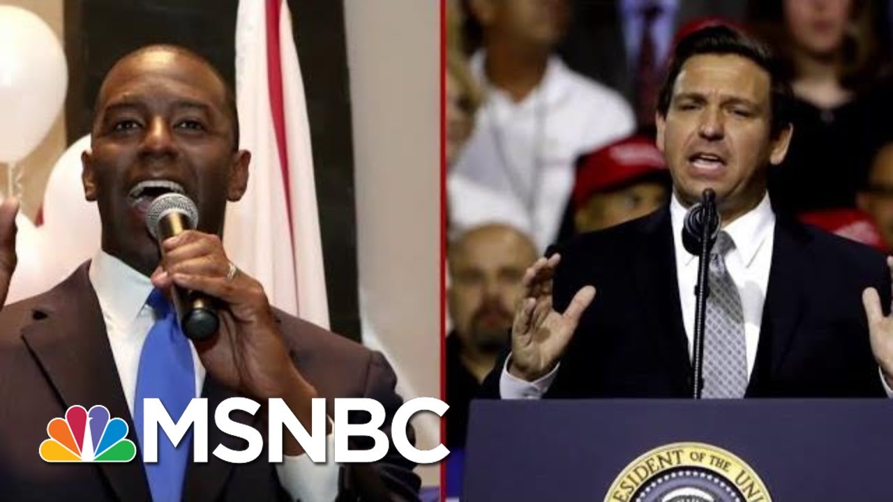 Download Why Andrew Gillum's Viral Debate Moment Is Resonating | Deadline | MSNBC