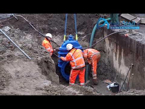 renovatie rioolbunker assen