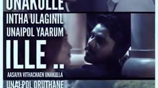 Usuraiya tholaichaen Tamil album song