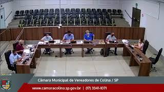 Câmara Municipal de Colina - 15ª Sessão Extraordinária 13/09/2021