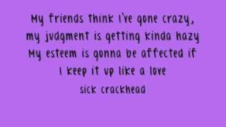 Ke$ha- Your Love is my drug lyrics HQ :]