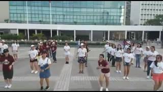 Video MAYWARD HK FLYERS dance IKAW ANG SUNSHINE KO download MP3, 3GP, MP4, WEBM, AVI, FLV April 2018