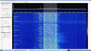 12130 khz cnr1 jammer radio free asia
