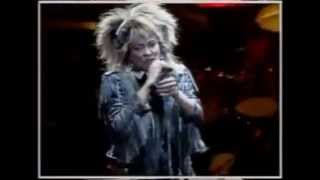 Tina Turner Live London 1985