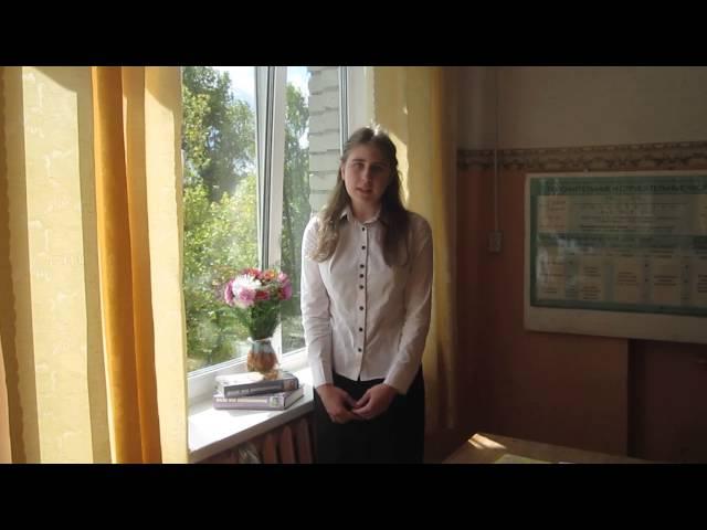 Мария Мусурина читает произведение «Вечер» (Бунин Иван Алексеевич)