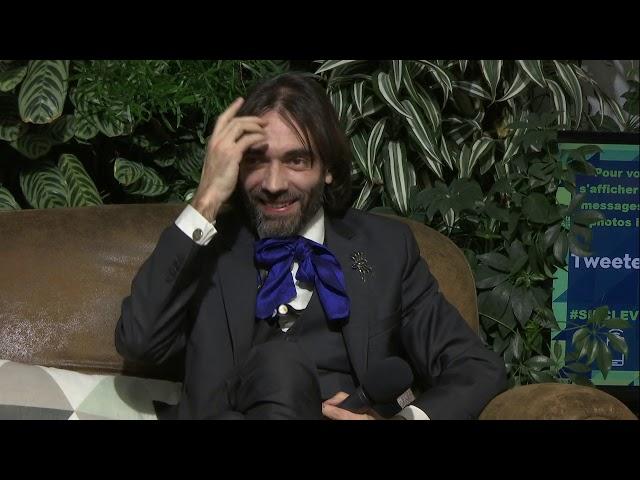 L'AgriShow avec Cédric Villani !