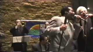 """""""Convergencia"""" Johnny Pacheco duo con Pete El Conde Rodriguez  video por Jose Rivera 1998"""