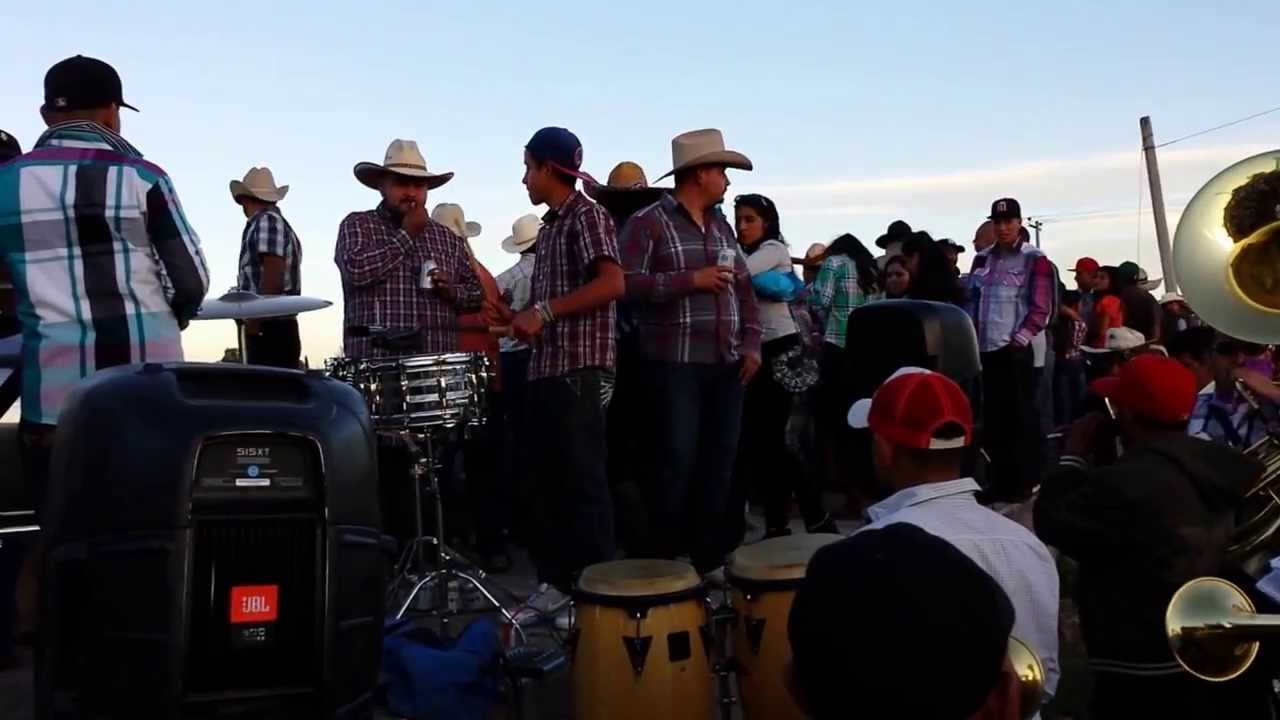 En El Rodeo En El Sauz De Los Marquez Con La Mas Prendida
