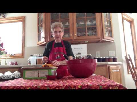 How to Freeze Butternut Squash By Betty Walker  Walker Farms