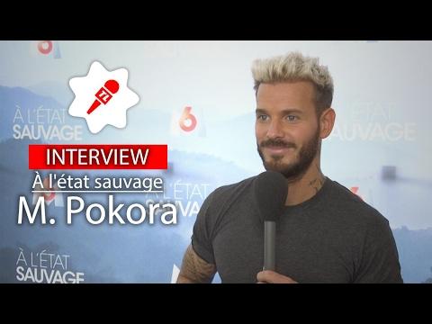 """[Interview] M. Pokora : """"Je ne pensais pas que ça allait être aussi difficile d'être faible"""""""