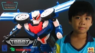 Tobot Y (Original Version) Toy Review