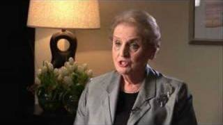 One on One - Madeleine Albright - 24 Nov 07 - Part 1