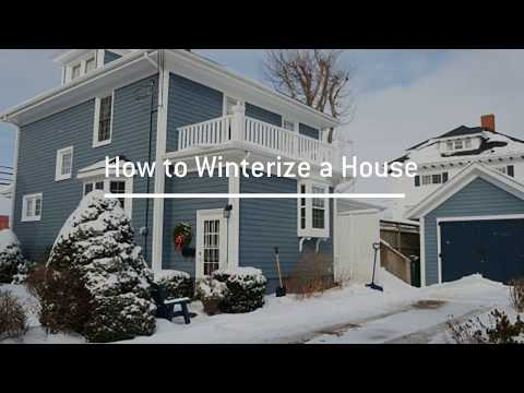 How To Winterize A House By Direct Energy Canada