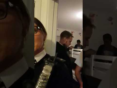 Police Officers Breaking Laws and Wrecking Homes