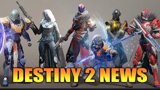 Destiny 2 News Update - Dedicated-ish Servers, Cheaters, and The Beta Date