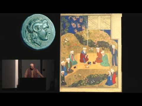 "Dr. Michael Barry presents ""The Persian Romance of Alexander the Great"""