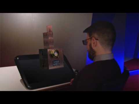 Cinématographe Lumière (3D model on zSpace)