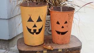 2017 Fall Outside Decorating Ideas