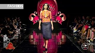 DAHIL REPUBLIC of COUTURE Los Angeles Fashion Week AHF FW 2017 2018   Fashion Channel