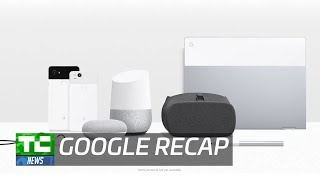 Everything Google announced at its October hardware event