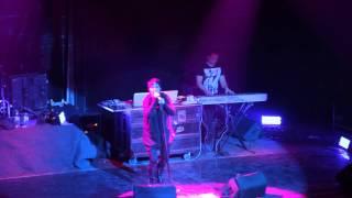 Kosheen - Waste (live)