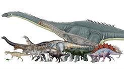 Top 10 Größte Dinosaurier Aller Zeiten!
