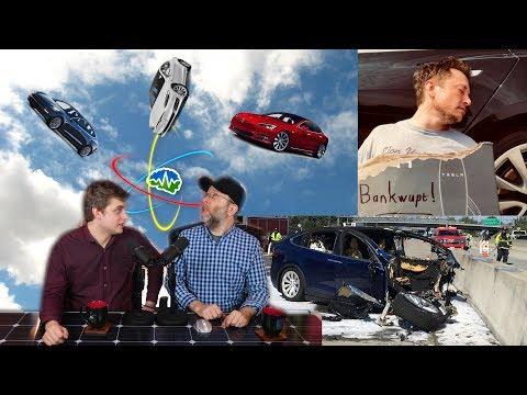 Tesla Bankrupt? The Sky is Falling: In Depth