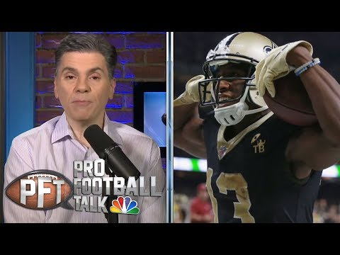 NFC Championship Game: Rams v. Saints key matchups | Pro Football Talk | NBC Sports