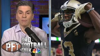 NFC Championship Game: Rams vs. Saints key matchups | Pro Football Talk | NBC Sports