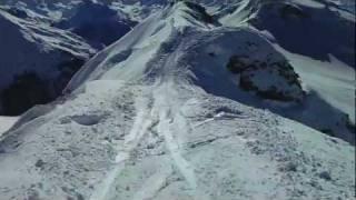 [HD] Ski Hors Piste La Plagne 2700m - Dédicace ClergetBlog.com (17/02/2012)