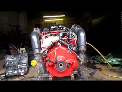 Volvo 5.7GXI Engine