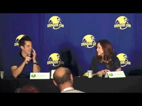Mary McDonnell and Jonathan Del Arco Talk