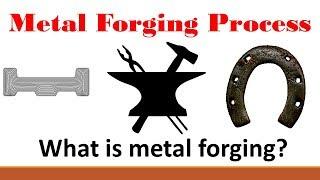 Metal Forming (Part 1: What is metal forging)