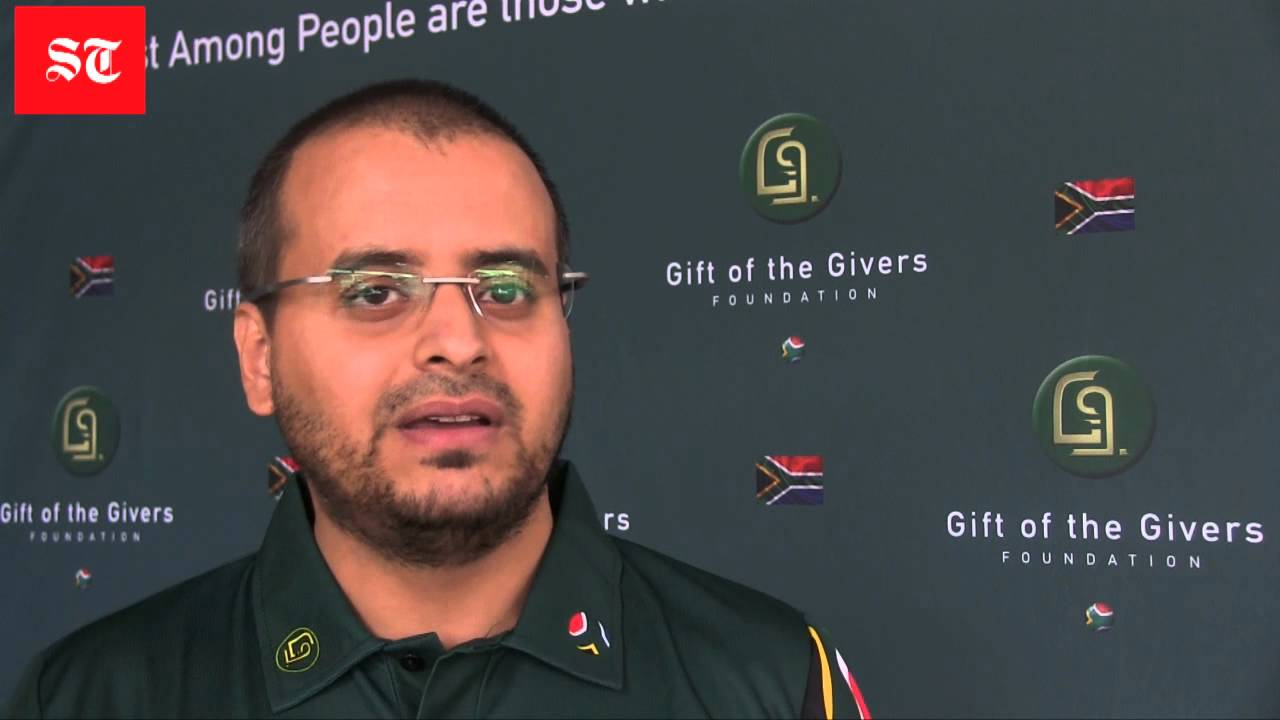 Anas Al Hamati talks about helping Yolande Korkie and the work he does now  - YouTube