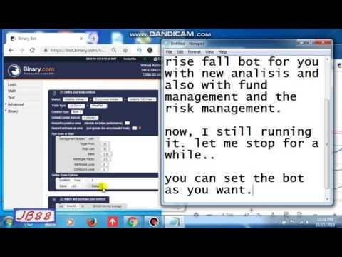 Free download bot binary.com- Premium Rise/Fall Powerfull ...