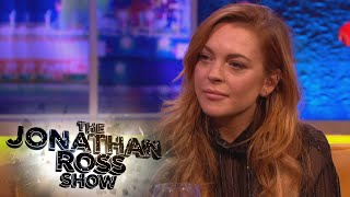 Lindsay Lohan Talks About Her Time In Jail - The Jonathan Ross Show