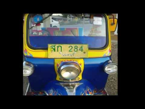 Tuk Tuk Thai Music