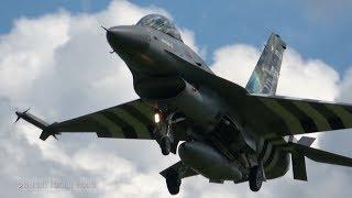 4Kᵁᴴᴰ Arrivals Part 1 @ Luchtmachtdagen Volkel 2019