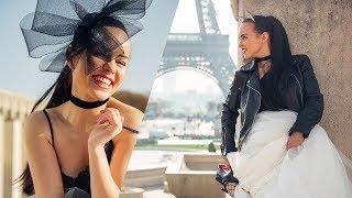 Свадебные тренды Парижа. Свадебное агенство Идеальный день